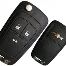 Làm Chìa Khóa Cruze -Chìa Khóa Thông Minh  Chevrolet Cruze