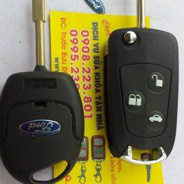 Chìa Khóa Remote Ford Transit – Chìa Khóa Đìêu Khiển Xe Ford Các Loại