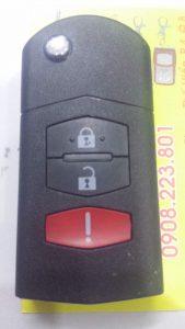 Làm Chìa Khóa Xe Ford Escape ,Độ Chìa Khóa Gập Liền Chìa