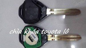 Chìa Khóa Toyota Camry Mỹ