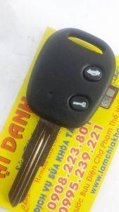 Chìa Khóa Remote Chevrolet Aveo