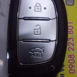 Làm Chìa Khóa Xe Hyundai Tucson Chìa Khóa Thông Minh Sonata