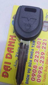 Chìa Khóa Từ xe hơi Mitsubishi