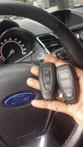 Làm Chìa khóa Ford Ranger 2.2  ford focus