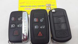 Chìa khóa Land Rover