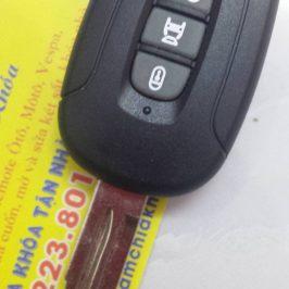 Chìa Khóa Chevrolet Captiva Remote 3 Nút Zin Chính Hãng