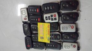 Làm Chìa Khóa Toyota Lexus 570 Lexus NX 200T Lexus GX 350