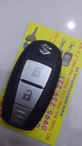 Làm Chìa Khóa Remote Suzuki Swist Vitara Ertiga Cilerio Ciaz