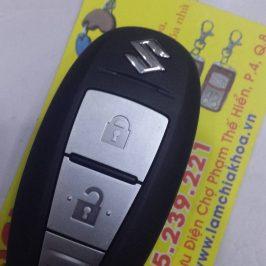 Làm Chìa Khóa Remote Suzuki Swift Vitara Ertiga Cilerio Ciaz