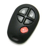 chìa khóa remote toyota highlander 2008