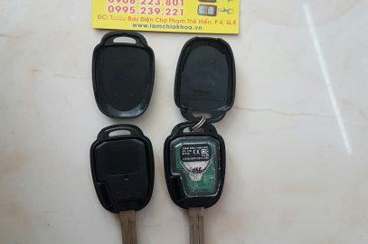 Chìa Khóa Toyota 600 k Zin Và Lô Phân Biệt Như Thế Nào