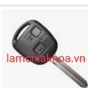 Chìa Khóa Điều Khiển Toyota Lancruiser