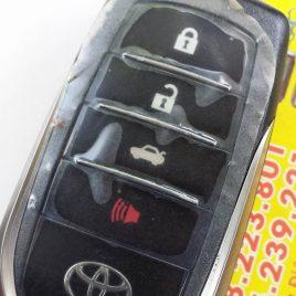 Chìa Khóa Thông Minh Toyota Fortuner -Chìa Khóa Smartkey 3,4 Nút