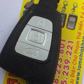 Chìa Khóa Thông Minh Xe Huyndai I30 – Chìa Khóa Smartkey 3 Nút