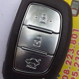 Chìa Khóa Huyndai Thông Minh I20 – Chìa Khóa Smartkey Huyndai 3 Nút