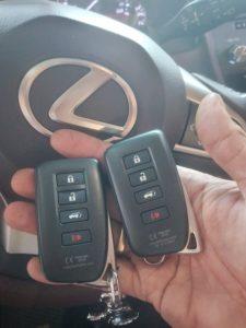 Chìa Khóa Thông Minh Lexus