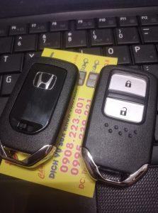 Chìa Khóa Thông Minh Honda Crv