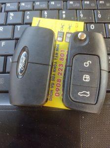 Chìa Khóa điều Khiển Ford Focus