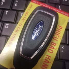 Chìa Khóa Thông Minh Ford Ecosport – Chìa Khóa Smartkey Ford
