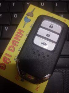 Chìa Khóa Thông Minh Honda Civic