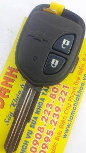 Chìa Khóa Remote Chevrolet Spark