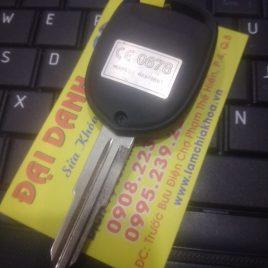 Chìa Khóa Remote Chevrolet Spark – Chìa khóa Zin 2 Nút