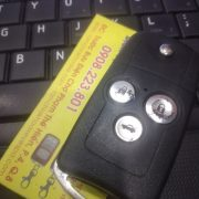 chìa khóa remote honda civic